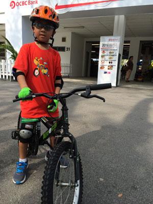 OCBC 2014 自行车大会!