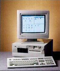 这是我的第一台电脑,Sun Moon Star 386SX