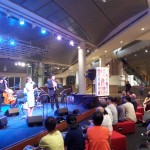All that jazz at Esplanade