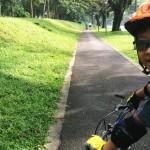 Training Day 骑车训练日