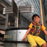 Finding Dali at Marina Bay Sands