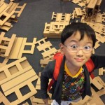 Giant Cardboard Blokies lets you play karung guni for a day