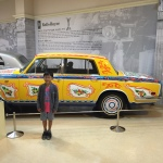 Fantasy ends at Jeju car museum