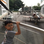 Why aeroplanes at ITE Central