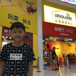 Is there a China Legoland?